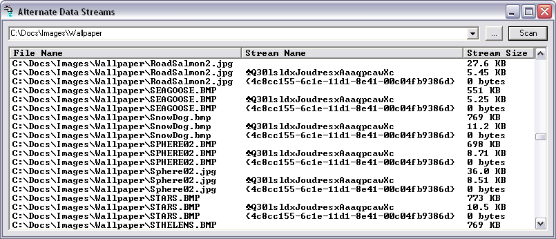 Karl E  Peterson's Classic VB Code: Streams